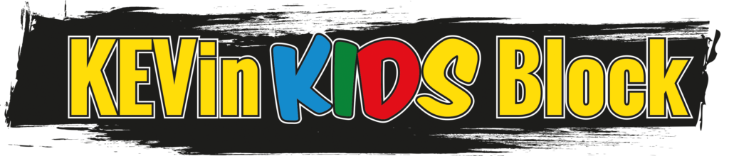 KEVin KIDS Block Logo